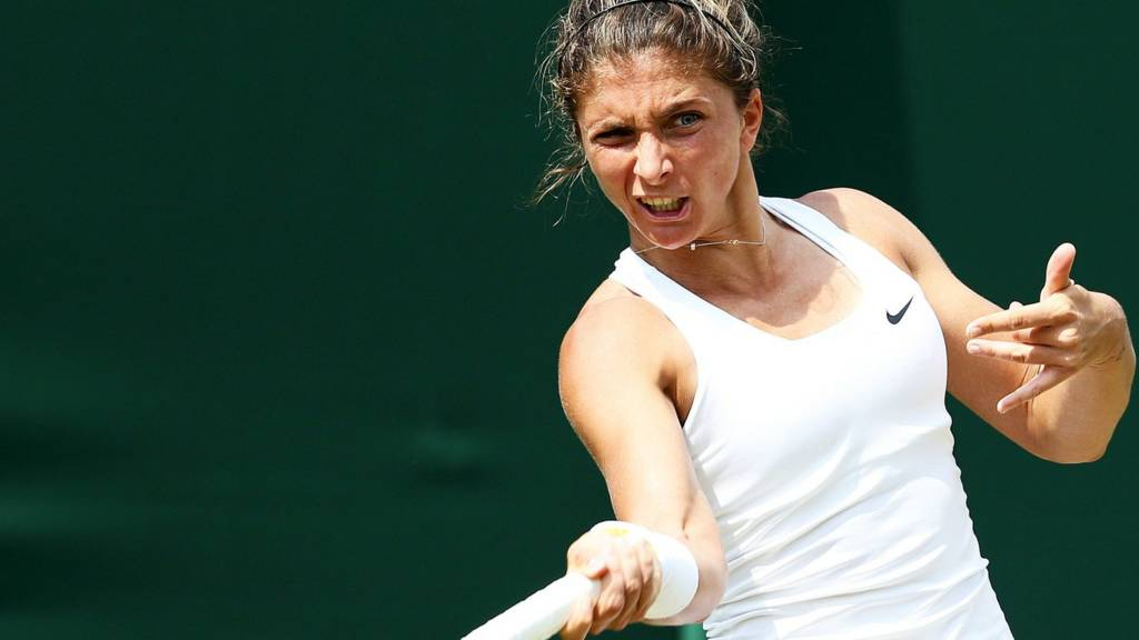 HERO Sara Errani at Wimbledon 2014
