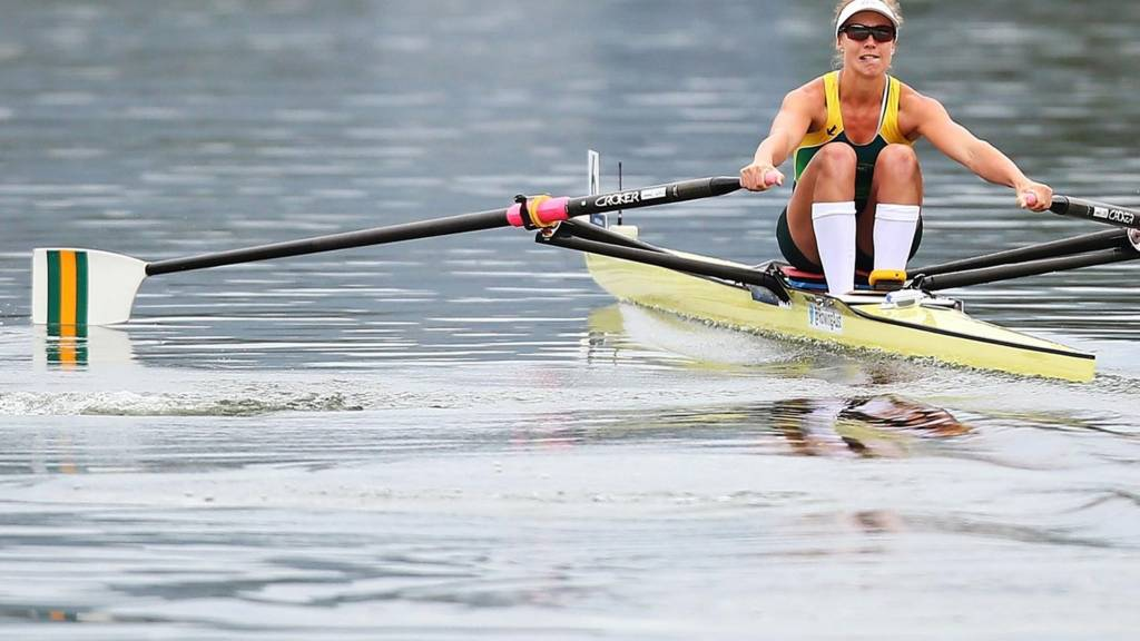 World Rowing Cup at Lucerne
