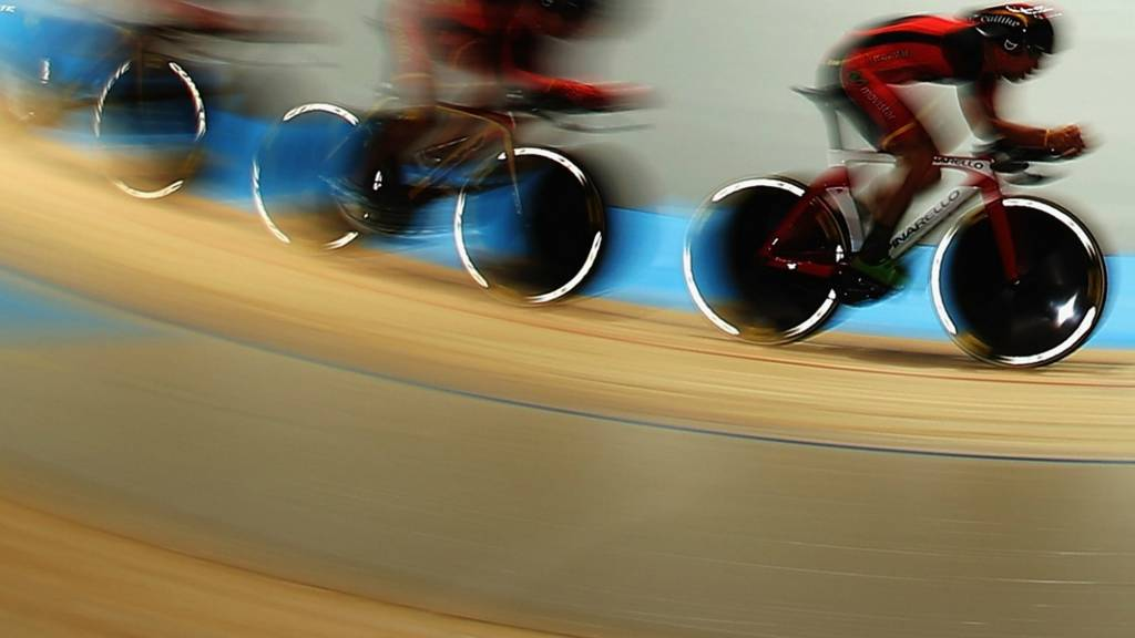 Track cycling at the Commonwealth Games in Glasgow