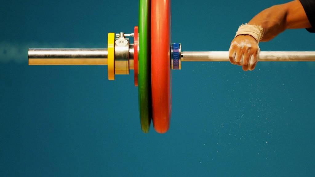weightlifting commonwealth glasgow