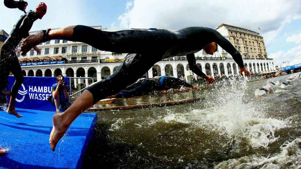 ITU World Triathlon: Hamburg