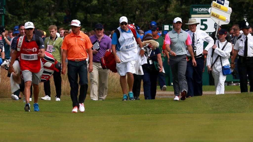 final day at the open 2014