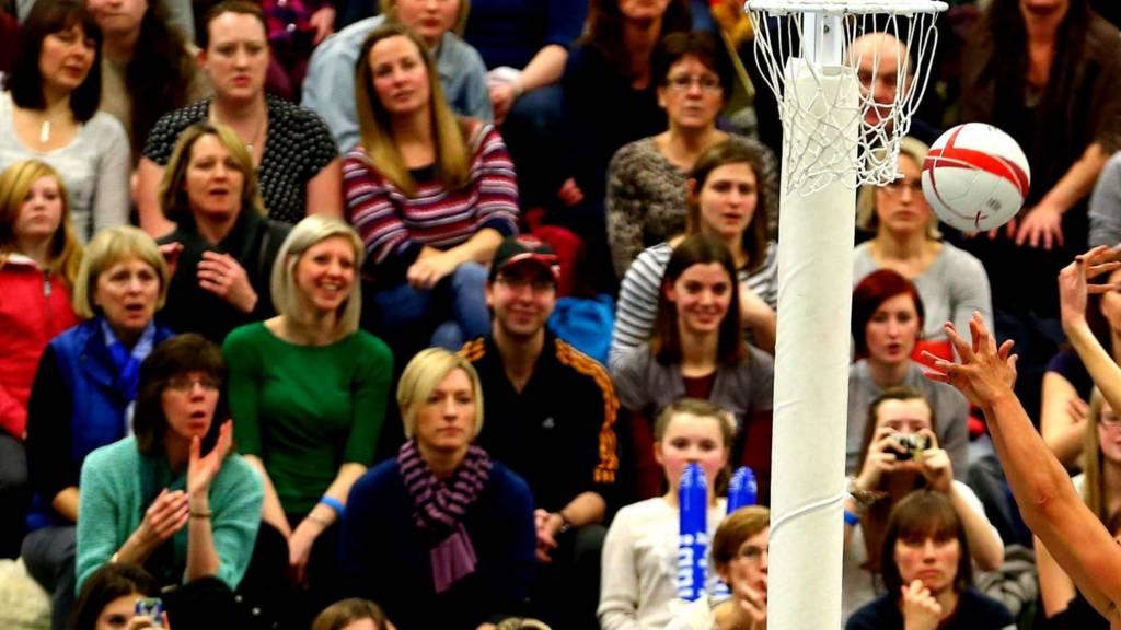 Glasgow 2014: Netball