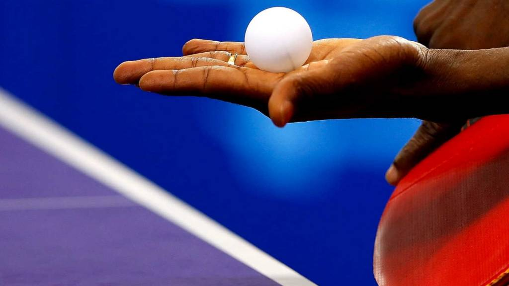 Table tennis at Glasgow 2014