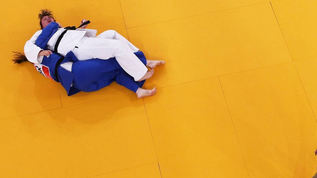 Judo at Glasgow 2014