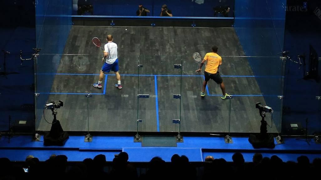squash at glasgow 2014