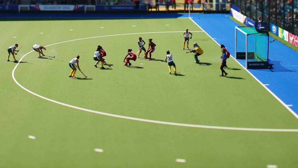 hockey at Glasgow 2014 commonwealth games