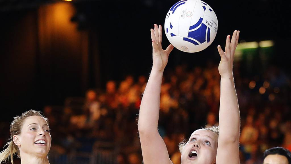 netball at the Glasgow 2014 Commonwealth Games