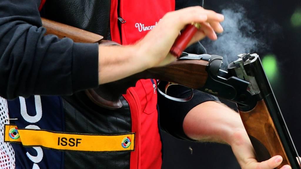 Glasgow 2014: Skeet shooting