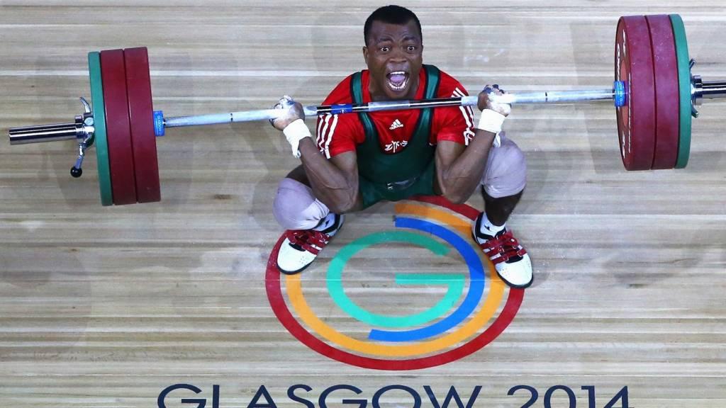 Charles Ssekyaaya of Uganda