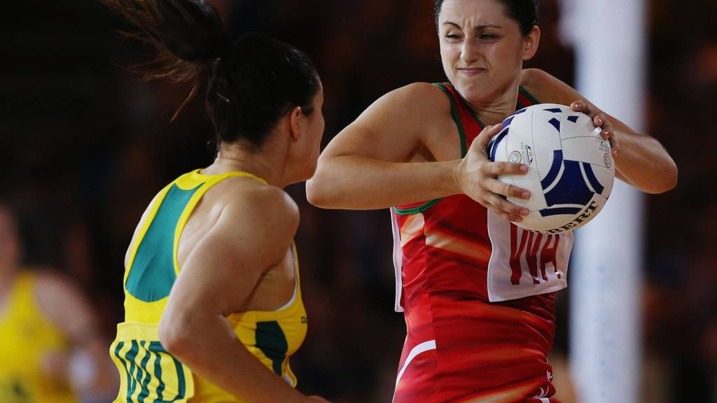 Suzie Drane of Wales during the 2014 Commonwealth Games