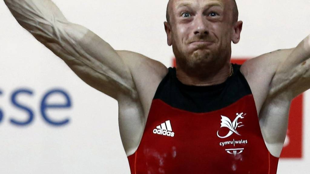 Glasgow 2014 Weightlifting Mens 69kg Final Live Bbc Sport