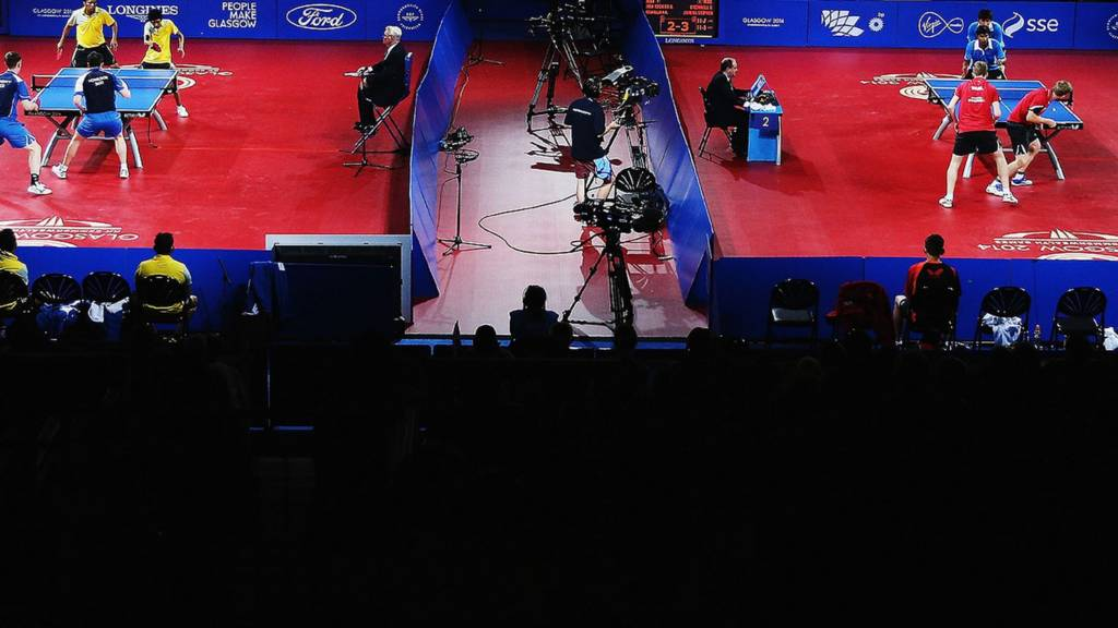 Table tennis at the 2014 Glasgow Commonwealth Games