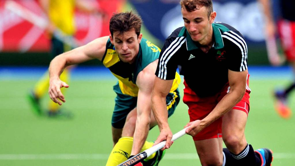 Wales hockey star James Kyriakides