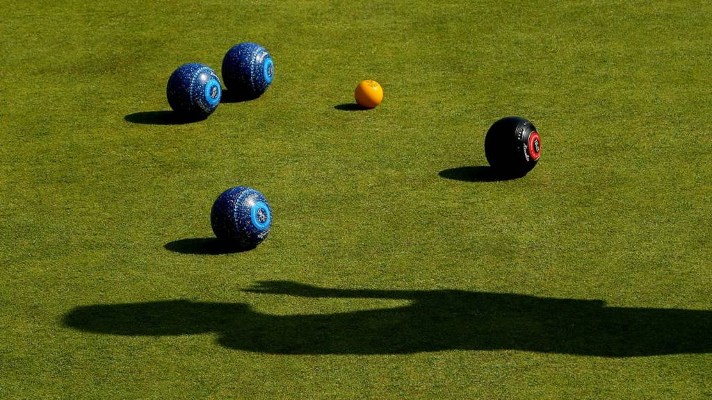 Lawn bowls from Glasgow 2014 Commonwealth Games