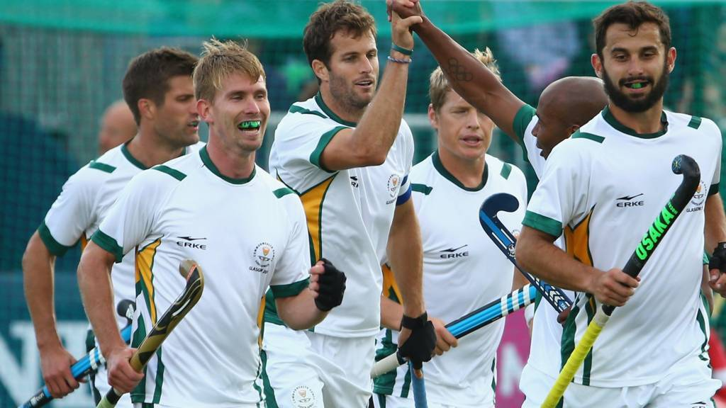South Africa men's hockey team