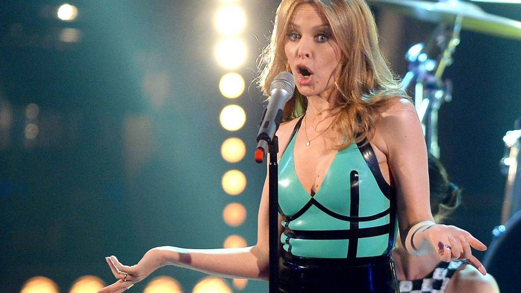 Kylie Minogue is appearing at the closing ceremony of Glasgow 2014 Commonwealth Games