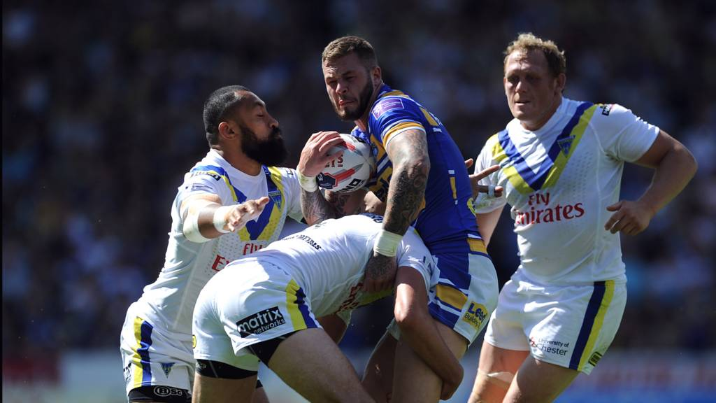 Leeds v Warrington