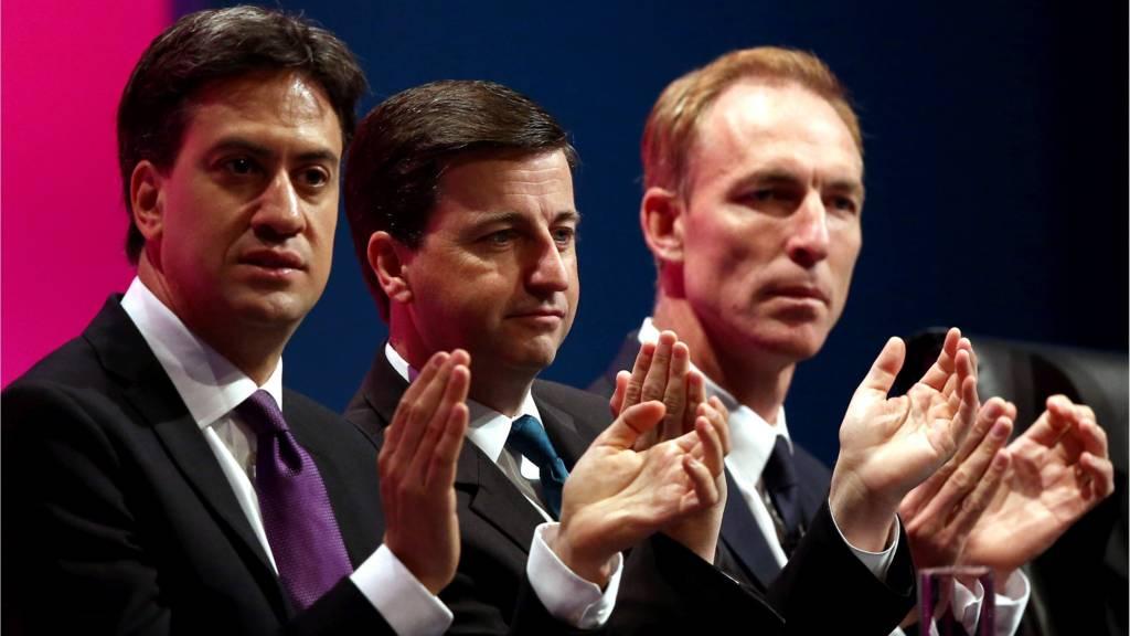 Ed Miliband & Douglas Alexander
