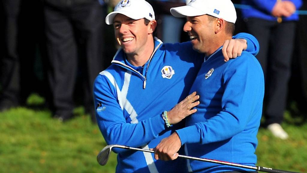 Rory and Sergio
