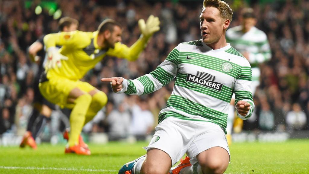 Kris Commons shot Celtic into an early lead