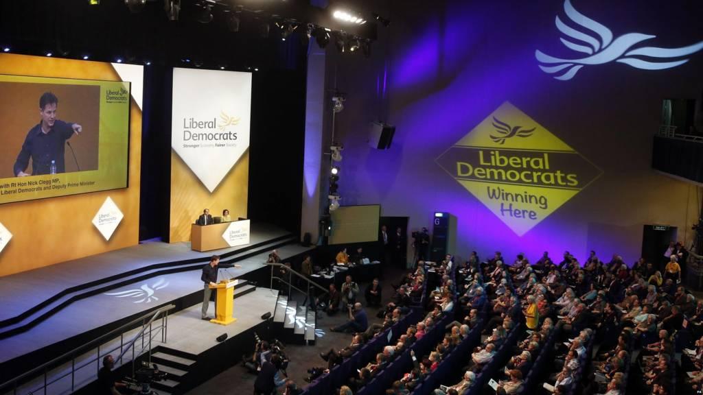 Lib Dem conference