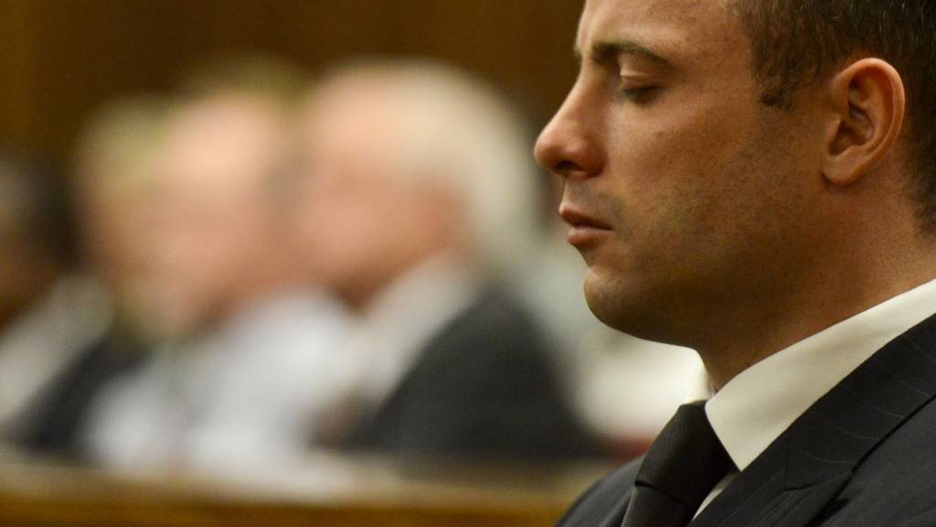 Oscar Pistorius in court 21/10/14