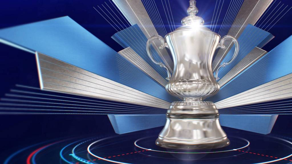 BBC FA Cup graphic