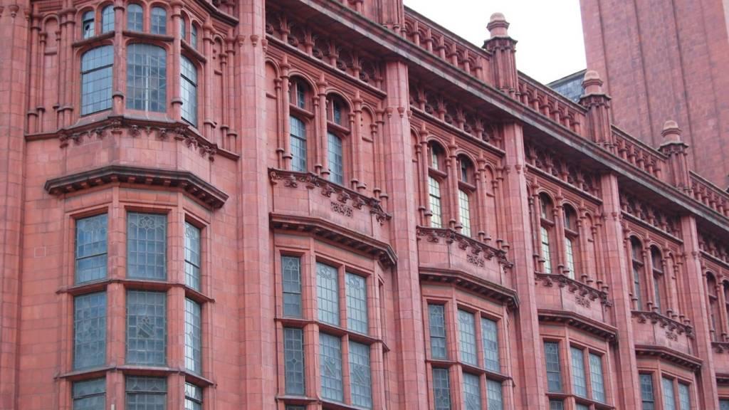 Birmingham: Central Hall
