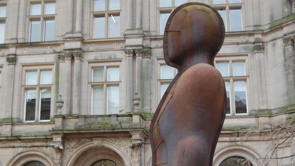 Birmingham: Iron: Man artwork
