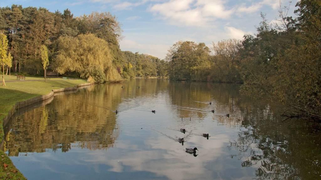 Solihull: Brueton Park