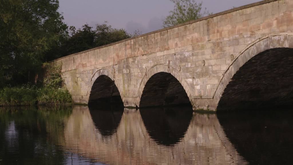 Tamworth: The Lady Bridge