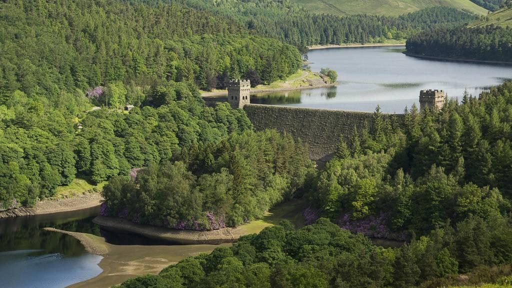 Howden Reservoir, Upper Derwent Valley