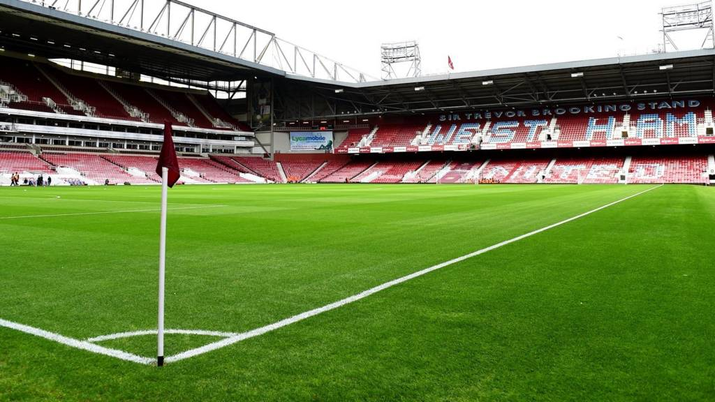 Upton Park general view