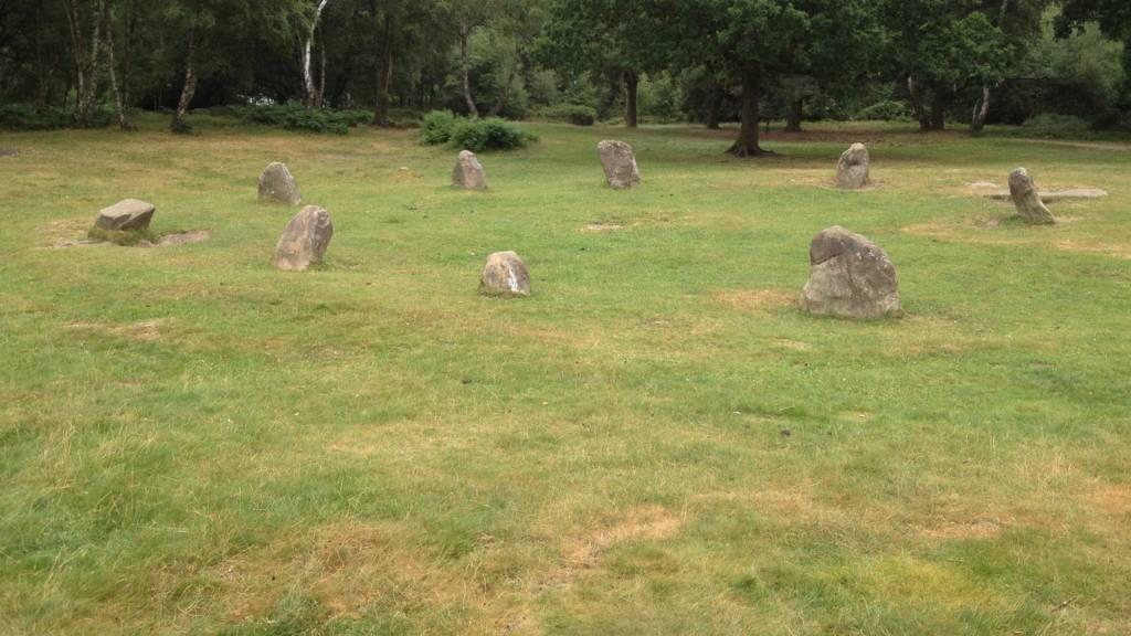 Nine Ladies stone circhle