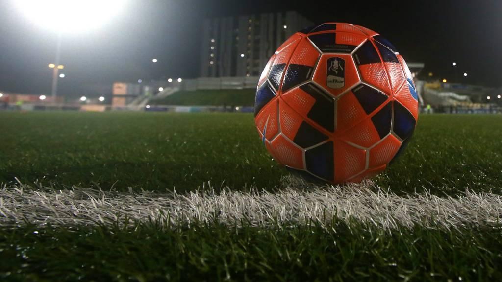 FA Cup balls