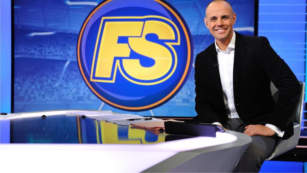 Final Score presenter Jason Mohammad
