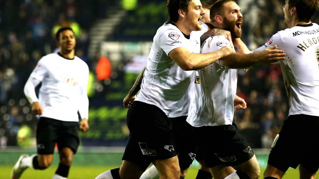 Derby v Leeds