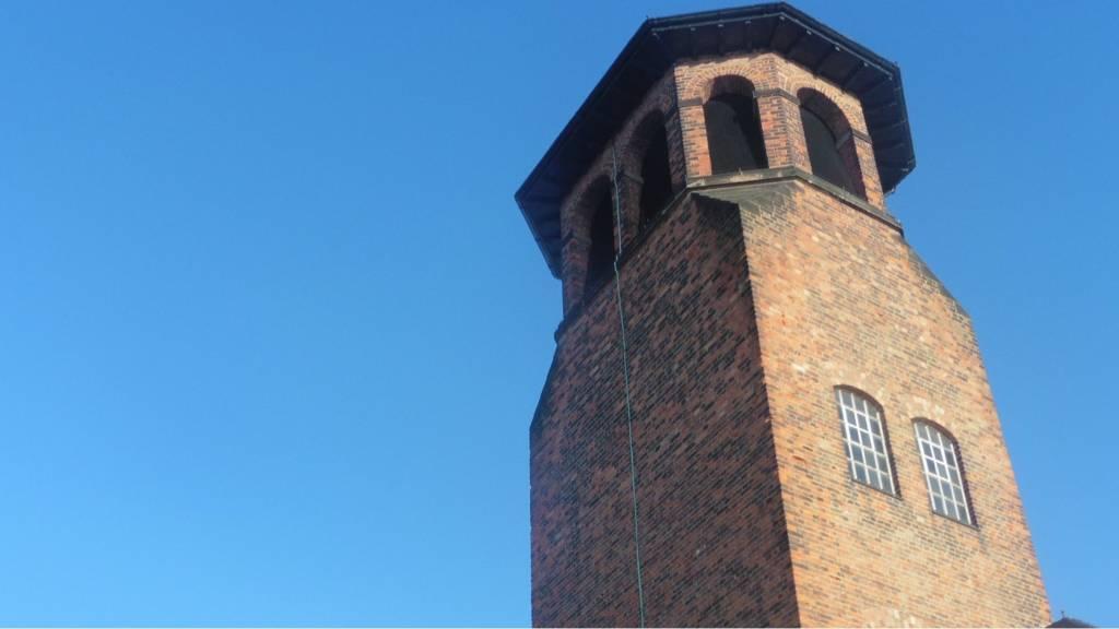 Derby Silk Mill tower