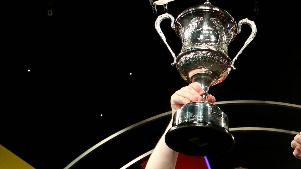 BDO World Darts trophy
