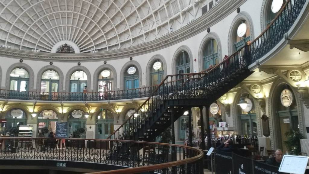 Corn Exchange, Leeds