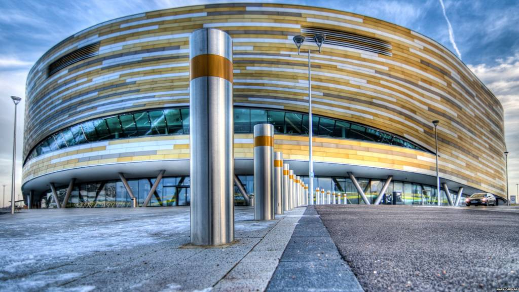 Derby Arena and Velodrome