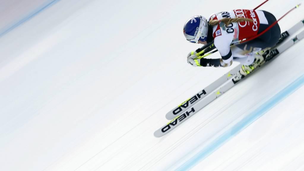 US downhill skier Lindsey Vonn