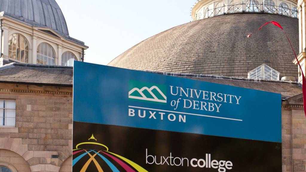 University of Derby in Buxton