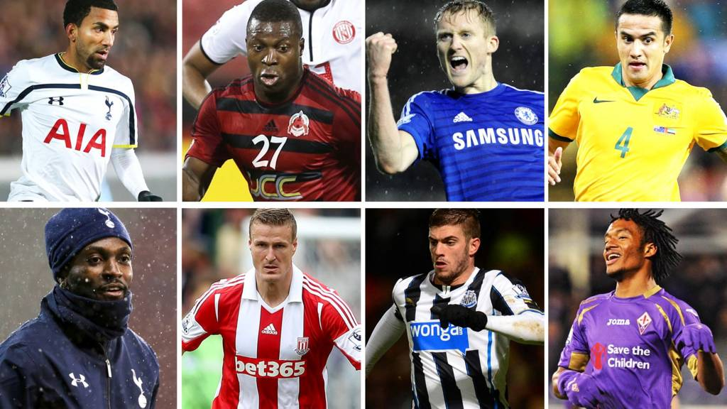 Transfer Deadline Day players on the move