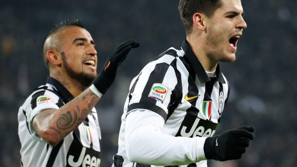 Juventus v AC Milan