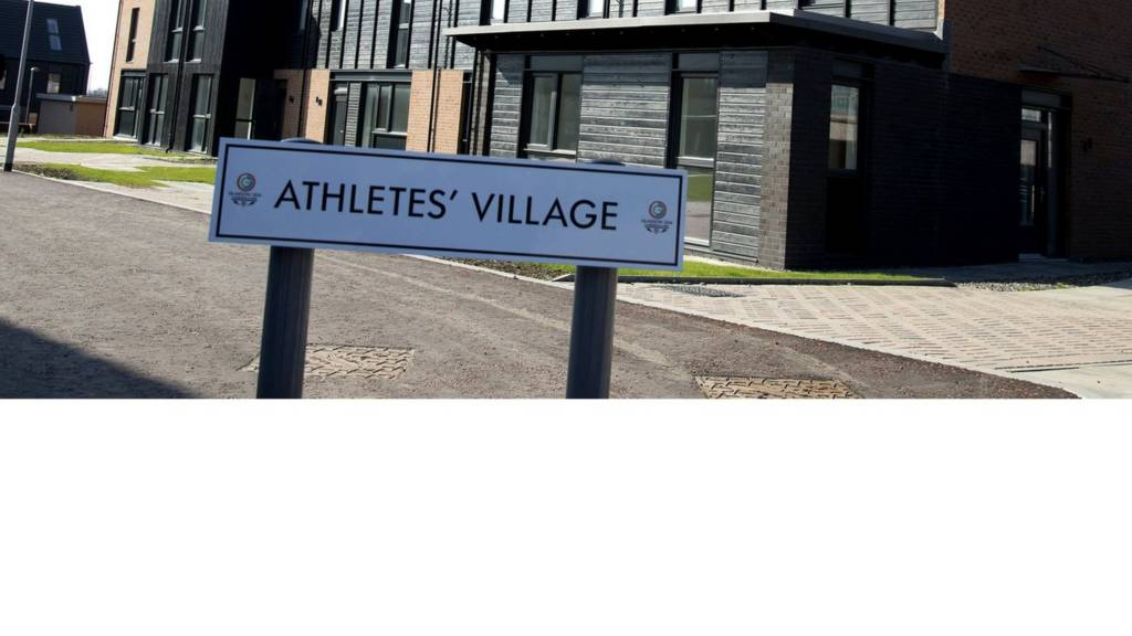 Glasgow's Athletes' Village