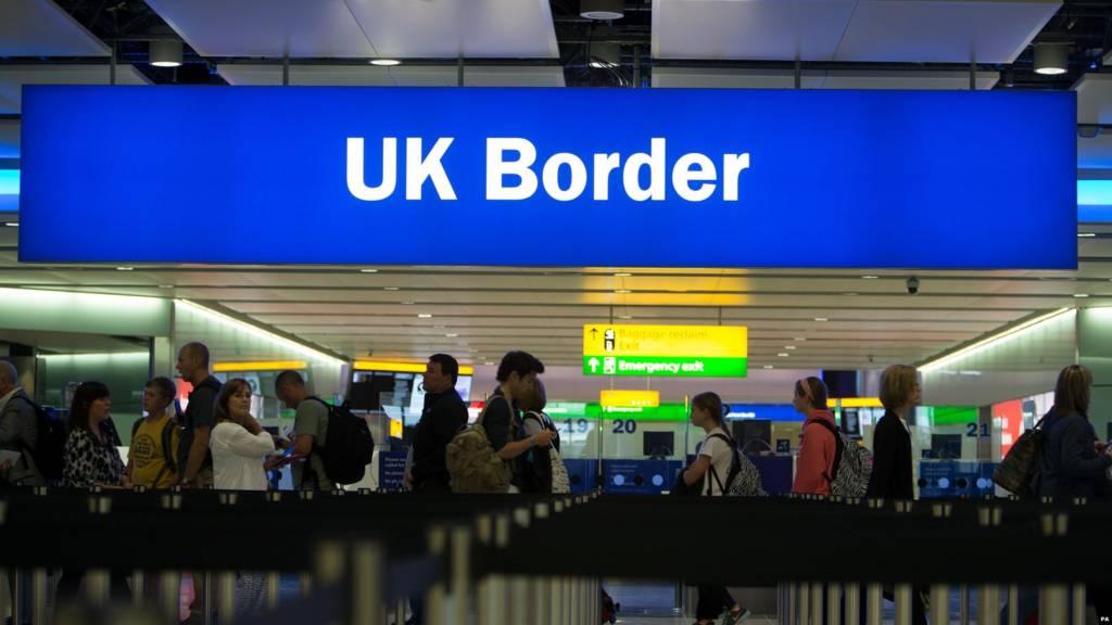 UK border controls