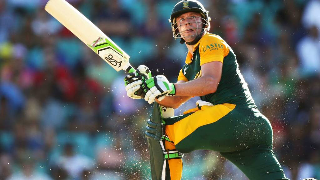 e26c6dd3b52 Cricket World Cup 2015  South Africa beat West Indies - Live - BBC Sport