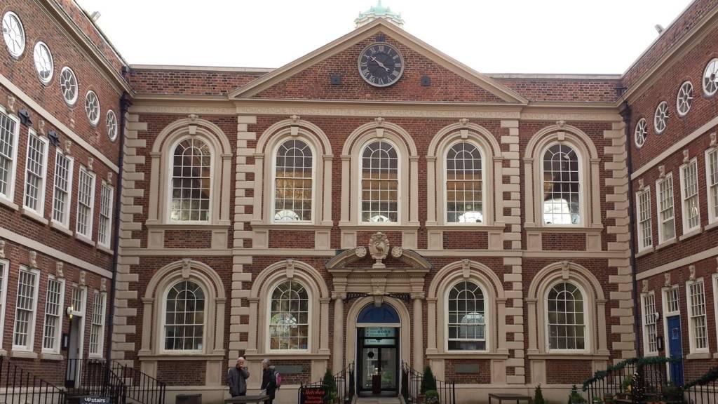 Bluecoat centre